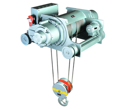 产品分类:钢丝绳电动葫芦 产品描述: 进口钢丝绳电动葫芦双轨道 详细